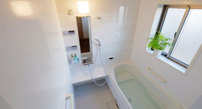 バリアフリー化できる点も浴室リフォームのメリット