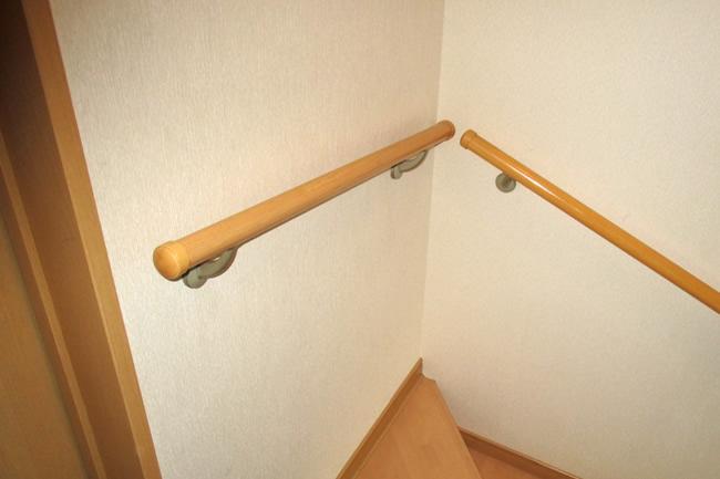 安心できる階段にリフォーム