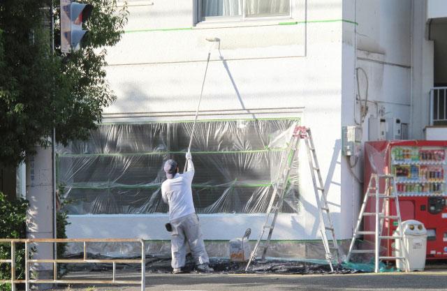 家の外壁塗装の費用の問題