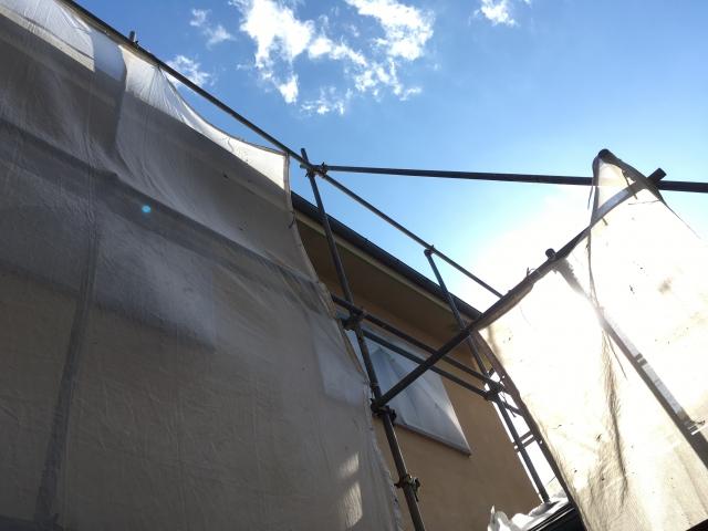 外壁塗装をする前に行う近隣への配慮とは
